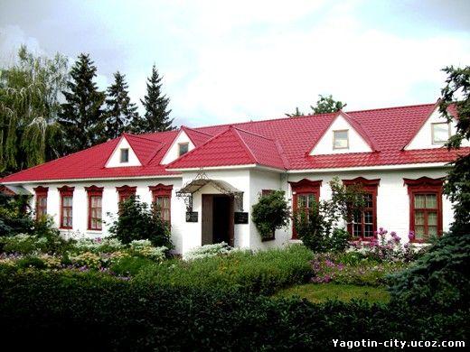 Музеи г. Яготин